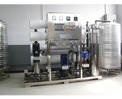 饮用水比例法RO膜除硫酸盐净化系统