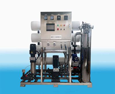 饮用水比例法RO膜除硝酸盐净化系统